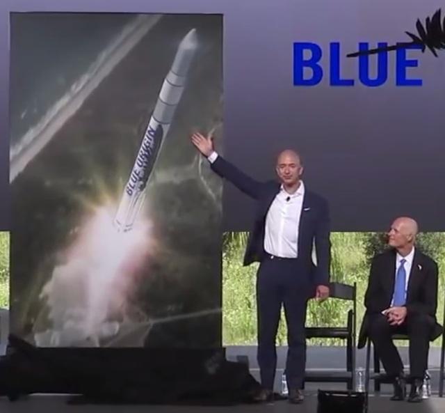 Jeff Bezos in Florida