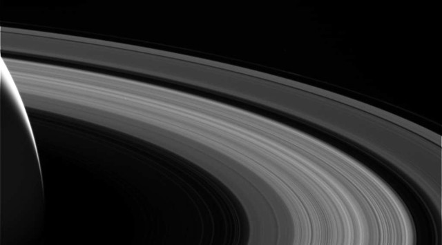 Saturn view
