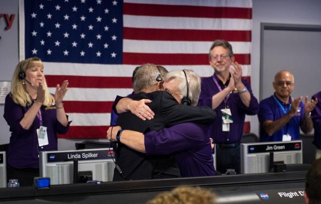JPL Mission Control