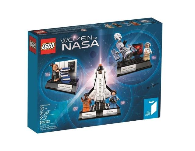 'Women of NASA' Lego set