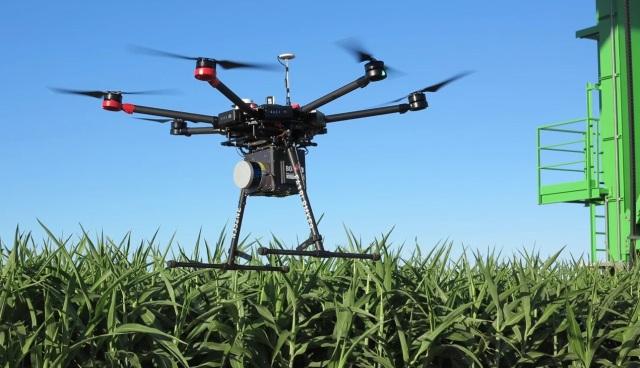 Near Earth drone