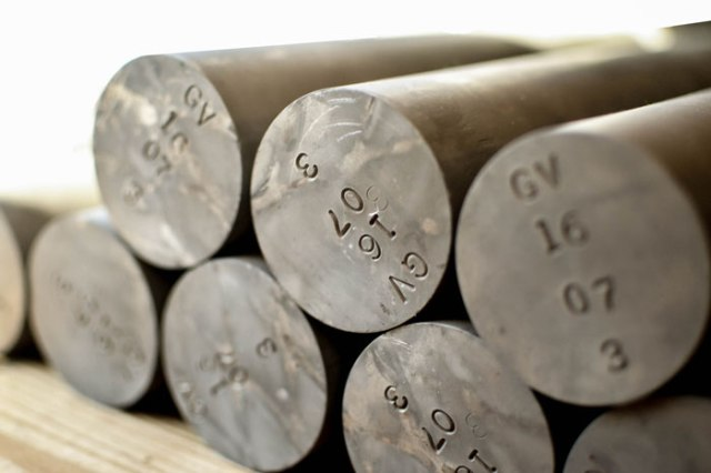 Gamma Alloys bars
