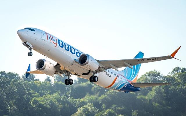 Flydubai 737 MAX 8