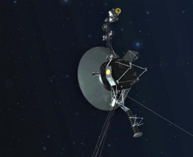 Voyager probe