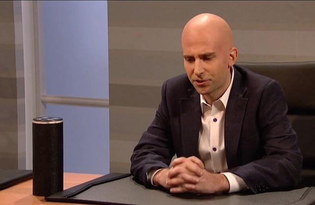 Kyle Mooney as Jeff Bezos