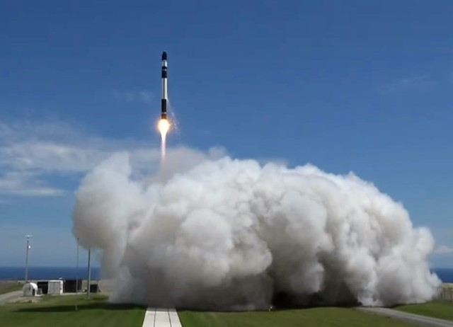 Rocket Lab launch