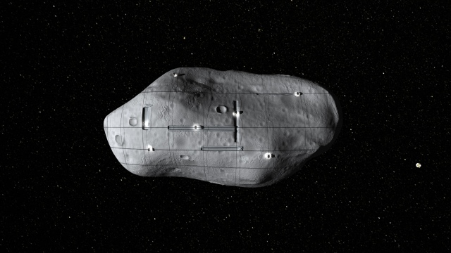 Planetary Resources asteroid