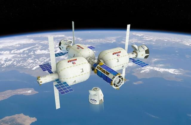 Bigelow space complex
