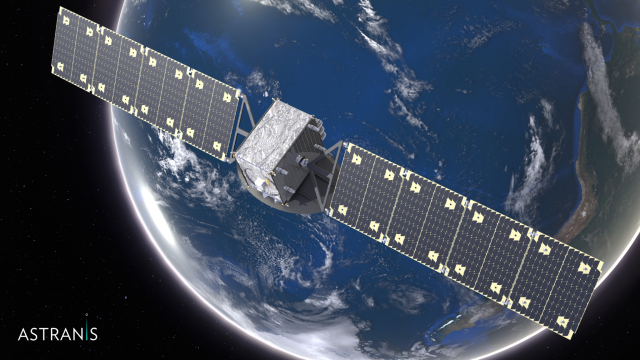 Astranis satellite