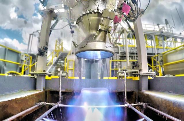Relativity engine test