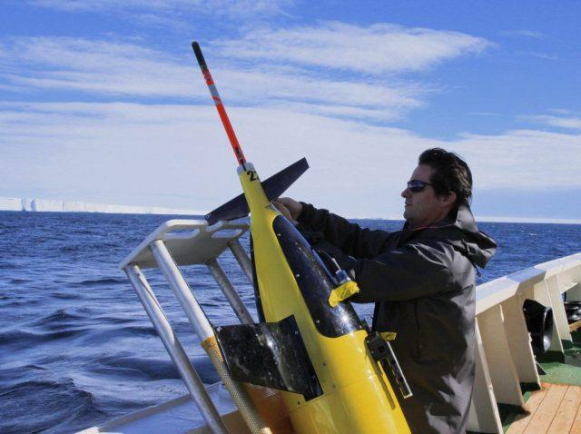 Seaglider at work