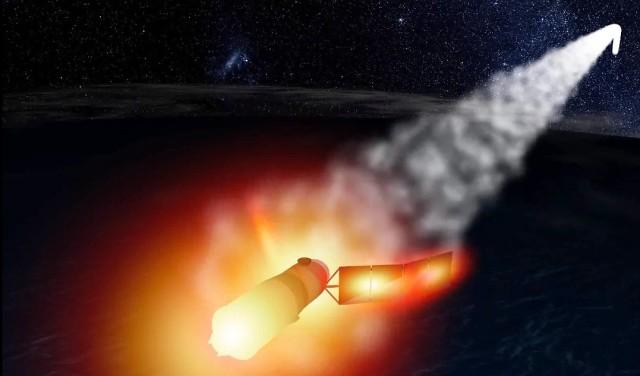 Tiangong-1 destruction