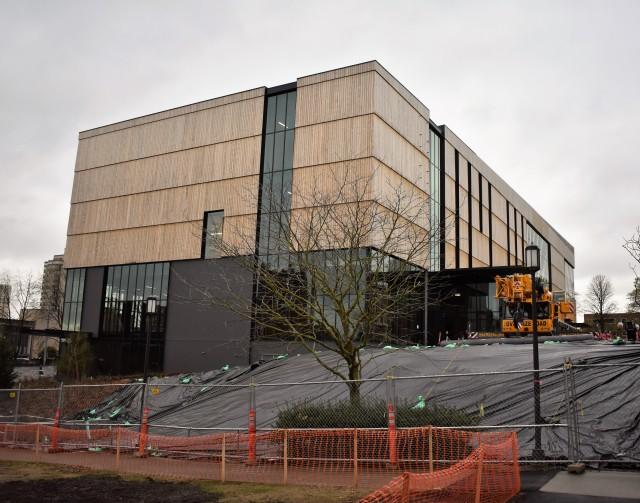 New Burke Museum