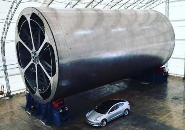 BFR main body tool