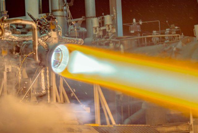 Aerojet RL10 rocket engine