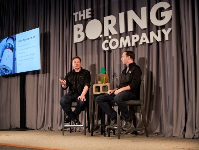 Elon Musk and Steve Davis