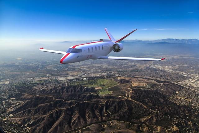 JetSuite Zunum Aero plane