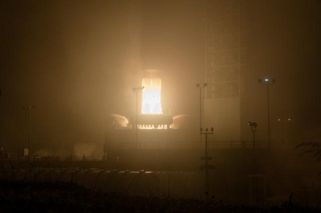 Mars Insight launch