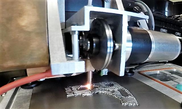 Metal 3-D printing