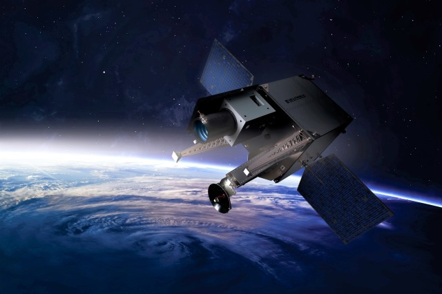 Aquila satellite