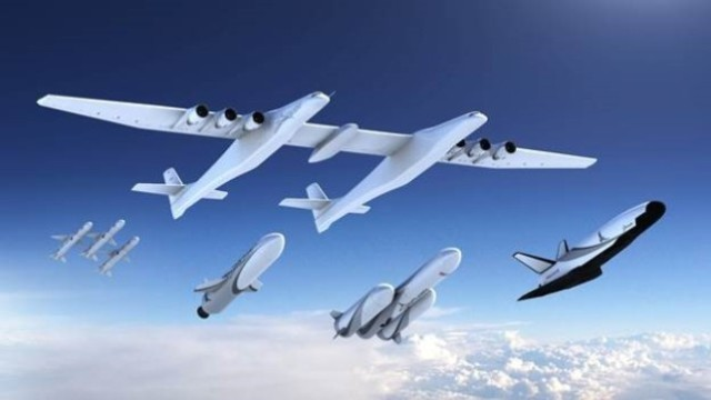 Stratolaunch lineup