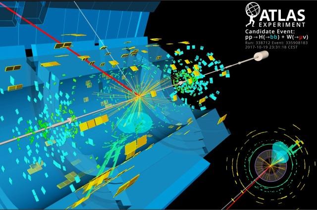 Higgs boson decay