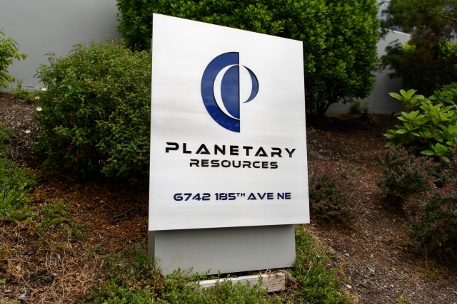 Planetary Resources logo