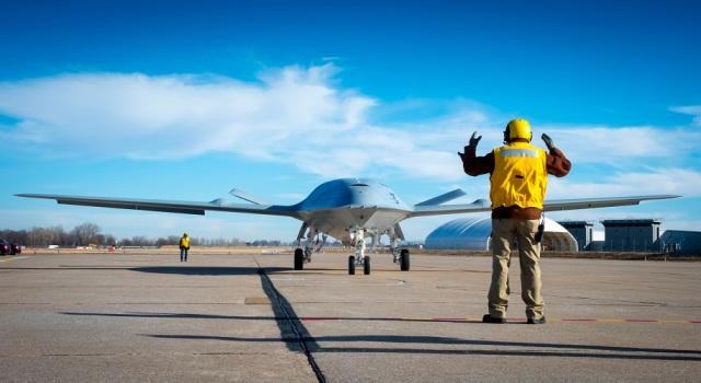 MQ-25 drone