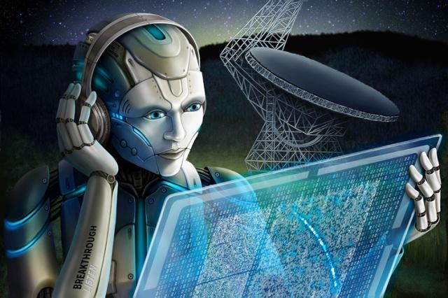 AI seeking ET