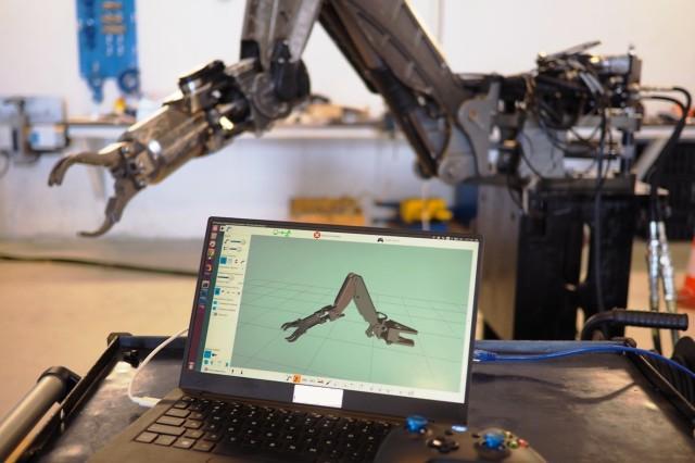 Olis Robotics control system