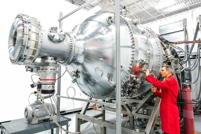 General Fusion plasma injector