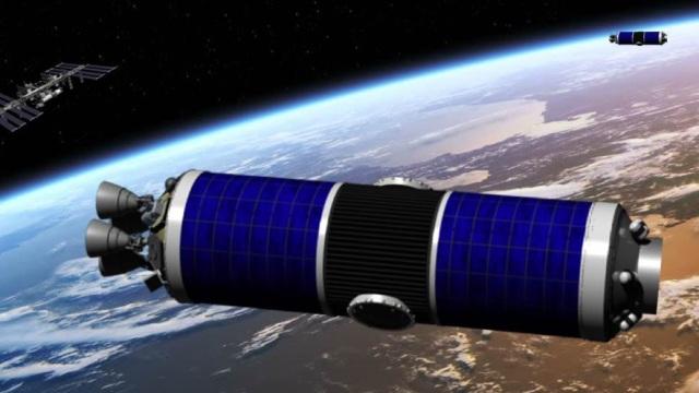Orbital outpost
