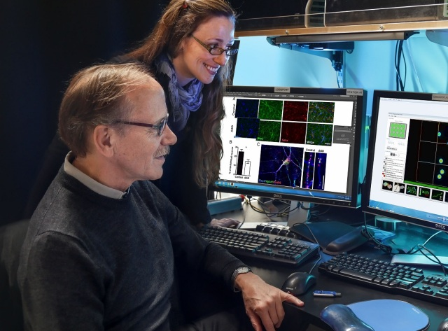 Salk researchers