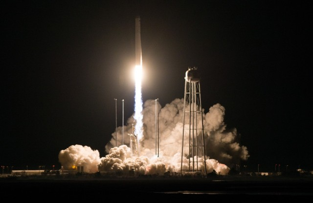 Cygnus launch