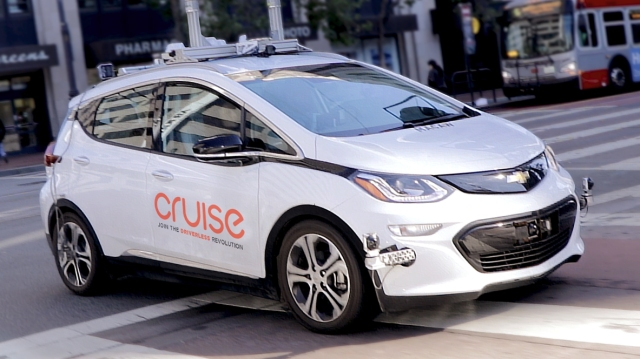 Cruise Chevy Bolt