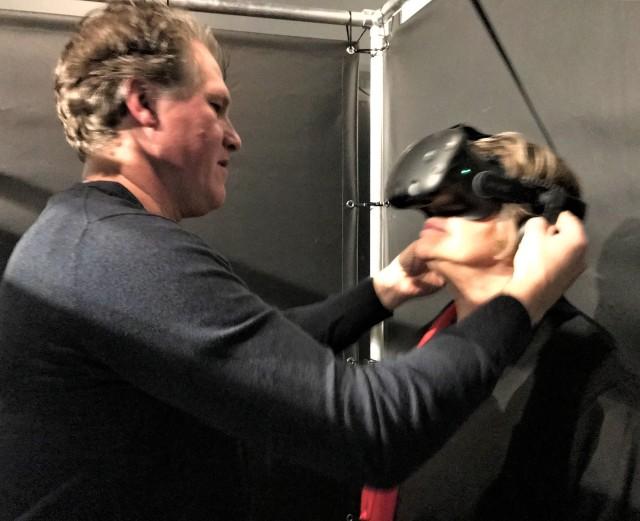 Portal VR experience