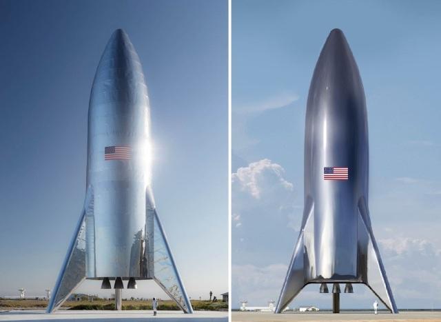 Starship Hopper