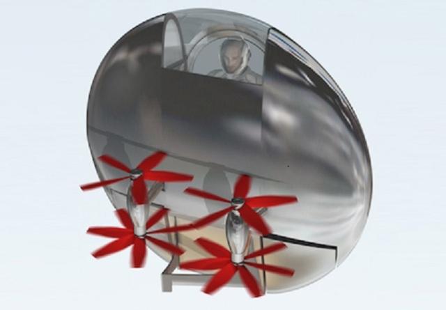 Zero air vehicle