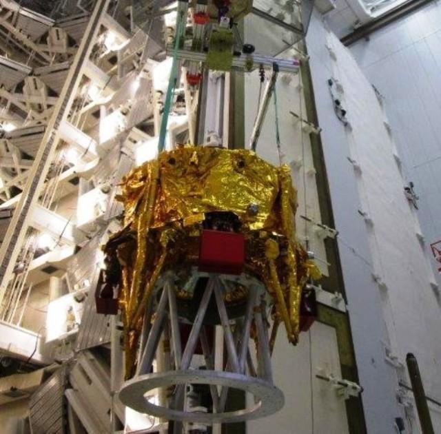Israeli lunar lander
