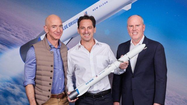 Bezos, Goldberg, Smith