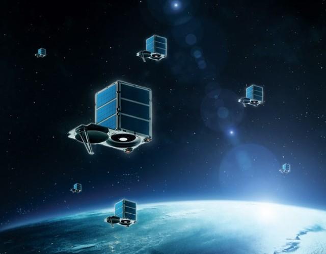 Terral Bella's SkySat satellites