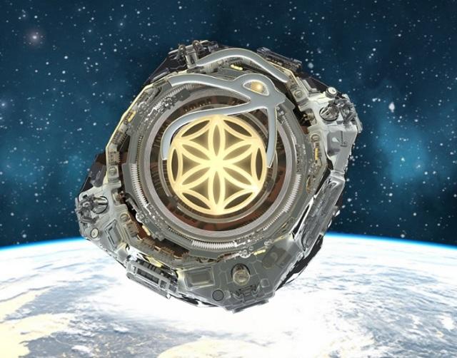 Asgardia satellite