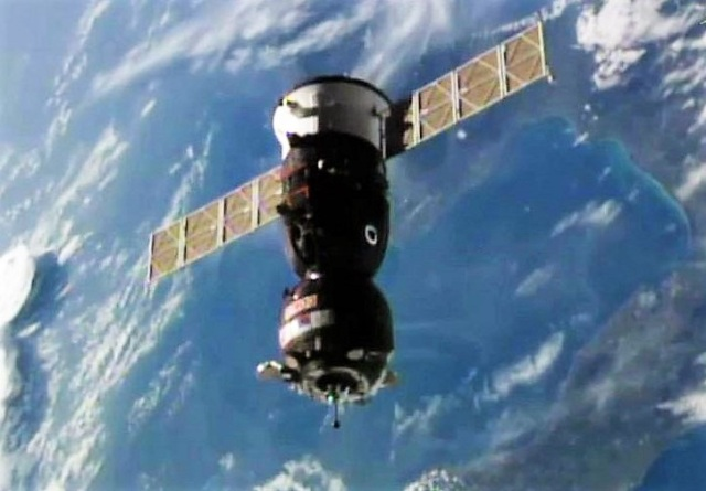 Soyuz craft