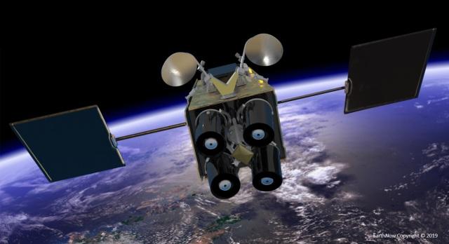 EarthNow satellite