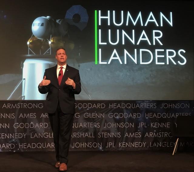 NASA's Jim Bridenstine