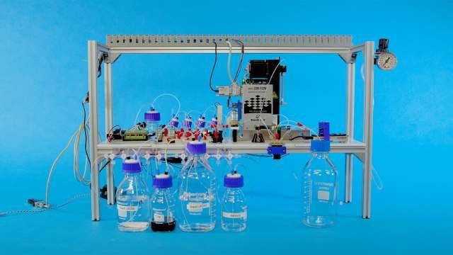DNA data storage system