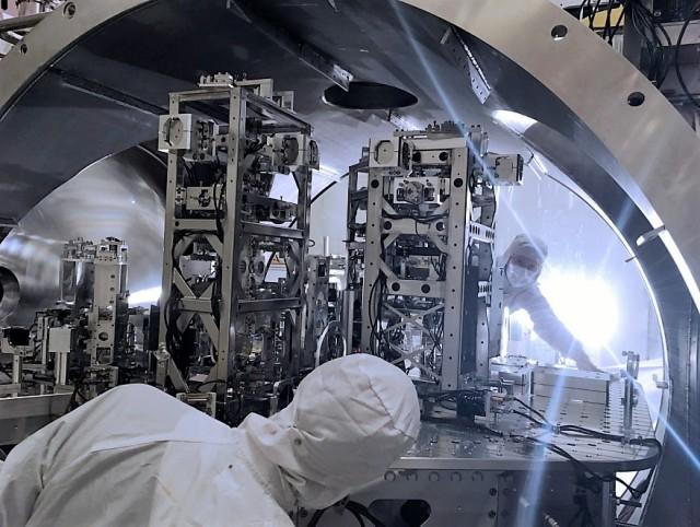 LIGO upgrade