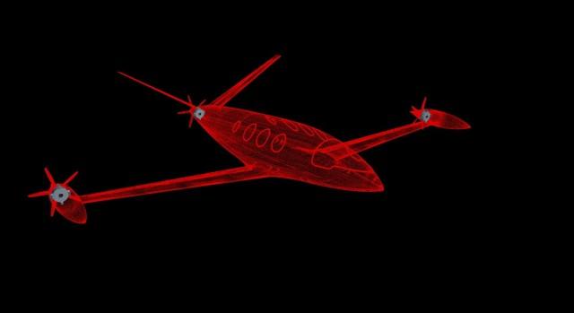 Alice electric plane