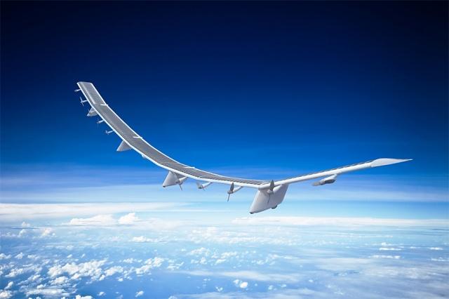 Hawk30 high-altitude drone