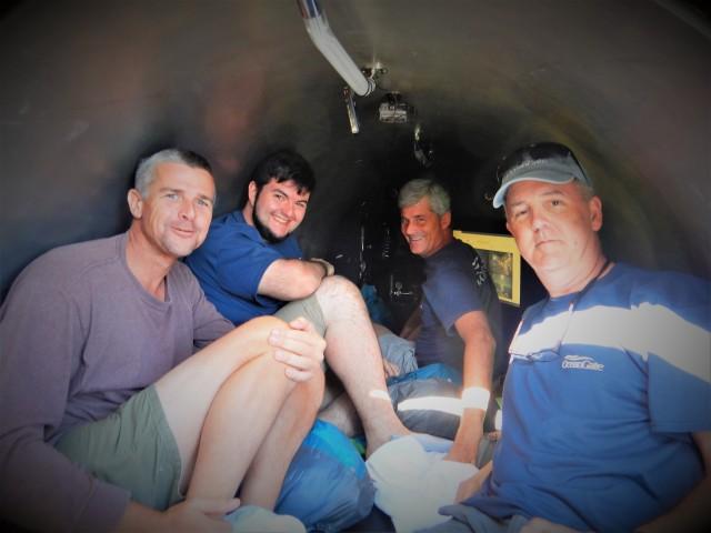OceanGate Titan crew